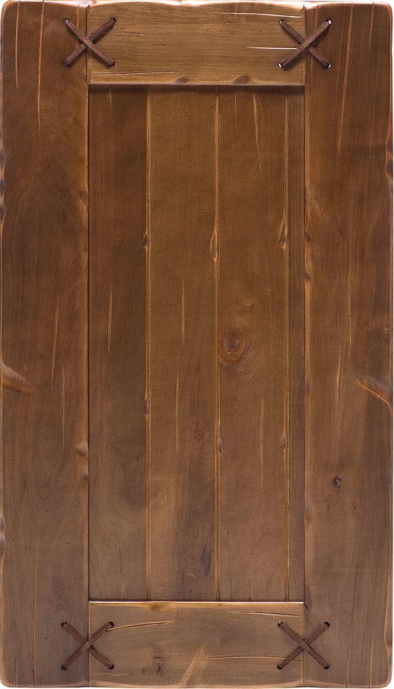 Фасад из массива своими руками фото